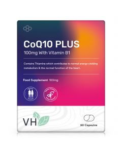 VH CoQ10 PLUS 100mg 90 Capsules
