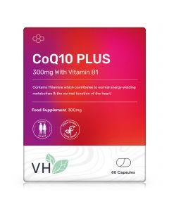 VH CoQ10 PLUS 300mg 60 Capsules