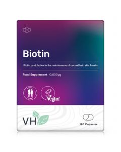 VH Biotin 10000µg 120 Tablets
