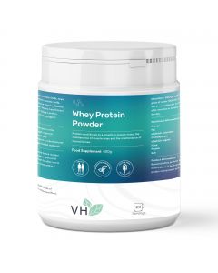 VH Whey Protein Powder 600g - Chocolate - DISCONTINUED
