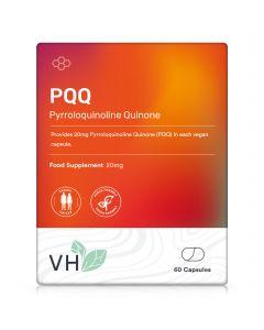 VH PQQ Pyrroloquinoline Quinone 20mg 60 Capsules