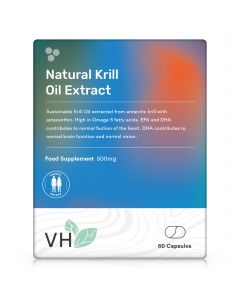 VH Natural Krill Oil Extract 500mg 60 Capsules