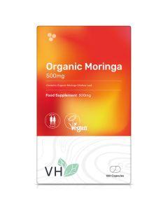 VH Organic Moringa 500mg 120 Capsules
