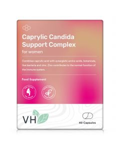 VH Caprylic Candida Support Complex for Women 60 Capsules