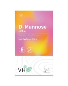VH D Mannose 500mg 180 Capsules