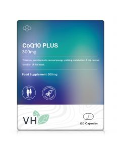 VH CoQ10 PLUS 300mg 120 Capsules