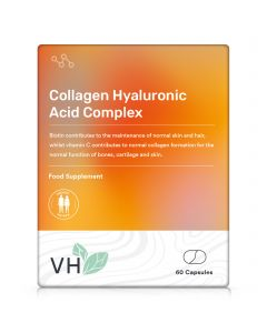 VH Collagen Hyaluronic Acid Complex 60 Capsules