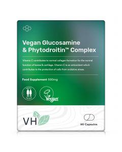 VH Vegan Glucosamine & Phytodroitin Complex 90 Capsules