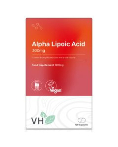 VH Alpha Lipoic Acid 300mg 120 Capsules