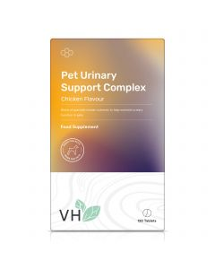 VH Pet Urinary Support Complex 120 Tablets