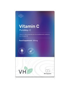 VH Vitamin C 250mg as Pureway 120 Capsules