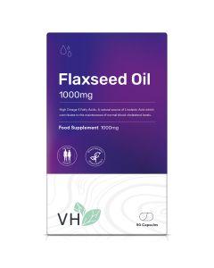 VH Flaxseed Oil 1000mg 90 Softgel Capsules