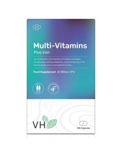 VH Multivitamin Plus Iron 180 Tablets