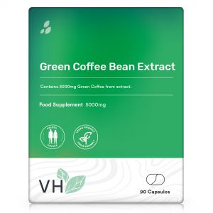 VH Green Coffee Bean Extract 5000mg 90 Capsules