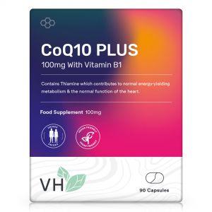 VH CoQ10 PLUS 100mg 90 Capsules