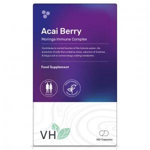 VH Acai Berry Moringa Immune Complex 100 Capsules