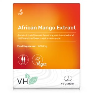 VH African Mango Extract 18000mg 60 Capsules