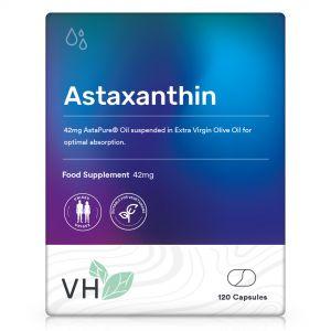 VH Astaxanthin 42mg AstaPure Oil 120 Softgel Capsules