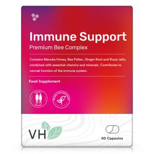 VH Immune Support Premium Bee Complex 60 Capsules