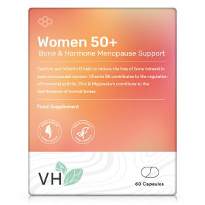 VH Women 50+ Bone & Hormone Menopause Support 60 Capsules