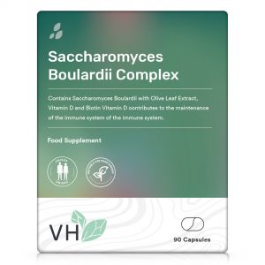 VH Saccharomyces Boulardii Complex 90 Capsules