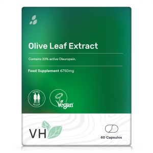 VH Olive Leaf Extract 6750mg 60 Capsules