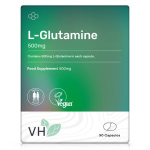 VH L-Glutamine 500mg 90 Capsules