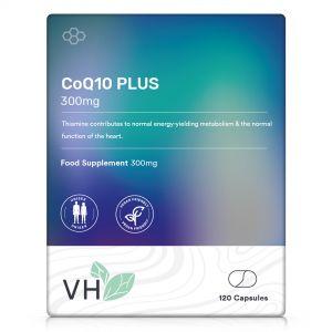 VH CoQ10 PLUS 300mg 120 Capsules