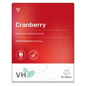 VH Cranberry 5000mg 90 Tablets