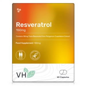 VH Resveratrol 150mg 90 Capsules