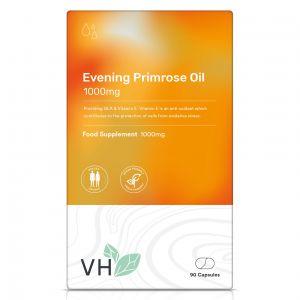 VH Evening Primrose Oil 1000mg 90 Capsules