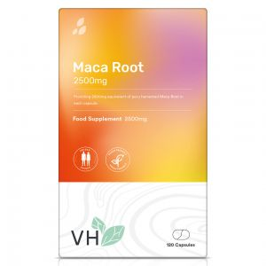 VH Maca Root 2500mg 120 Capsules